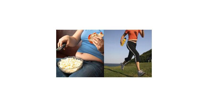 Los riesgos de llevar una vida sedentaria