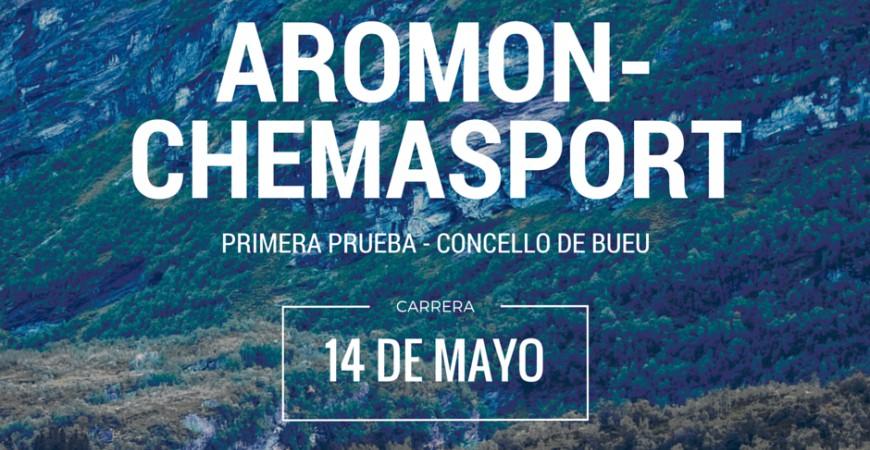 PRIMERA CARRERA DE LA LIGA AROMON-CHEMA SPORT