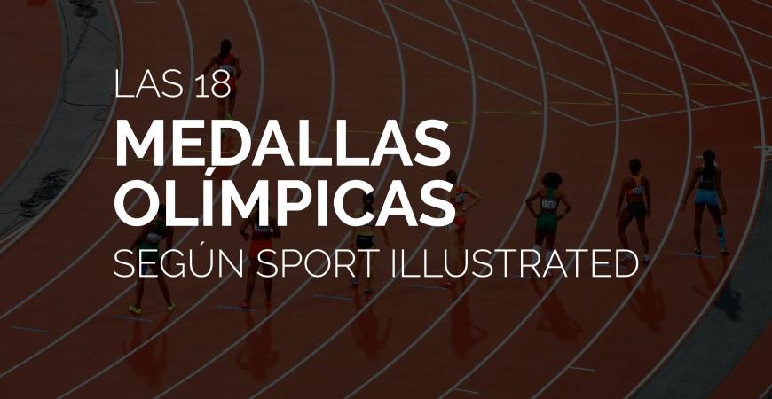 Los 18 españoles que conseguirán medalla en Río, según Sport Illustrated