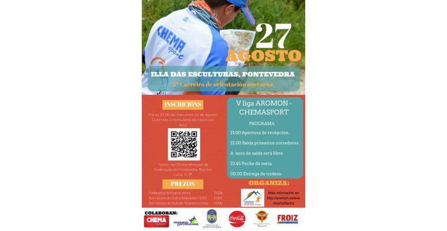 3ª Carrera V Liga Aromon-Chema Sport