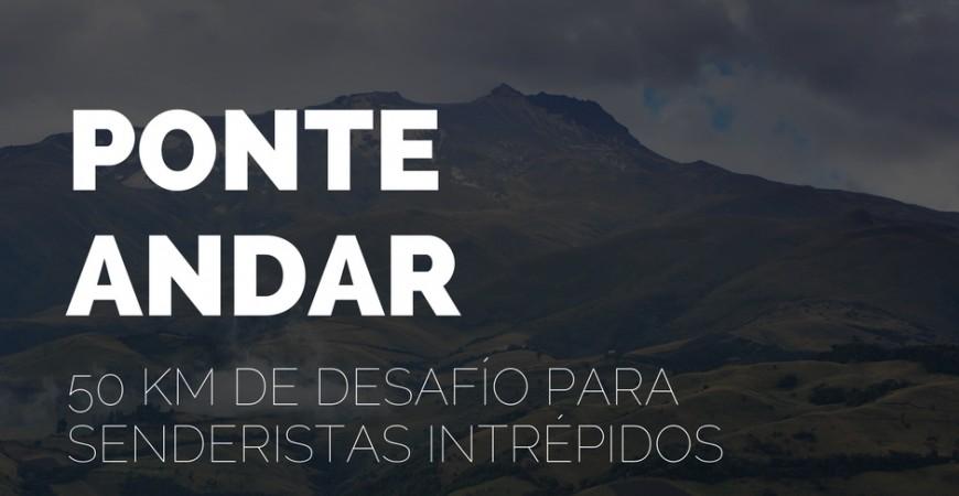 50 km de desafío: PonteAndar
